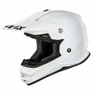 iMX Racing - Kask FMX-01 White