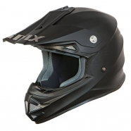 iMX Racing - Kask FMX-01 Matt Black